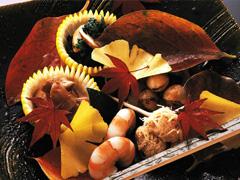 懐石料理の画像