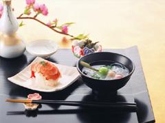 ミシュランの星付き日本料理店の画像